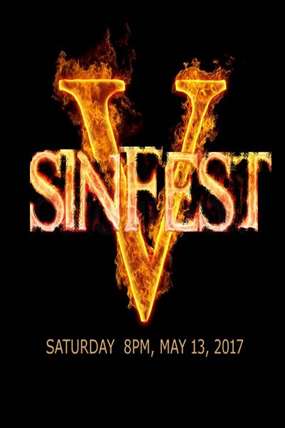 Sat, May 13, 2017 SINFEST V at BK MANSION Private Residence Crosby TX