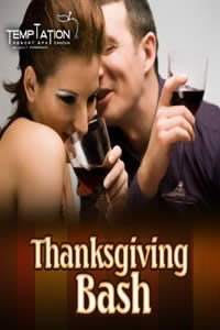 Thu, Nov 27, 2014 THANKSGIVING BASH at Temptation Resort & Spa, Cancun Hotel Cancun Quintana Roo
