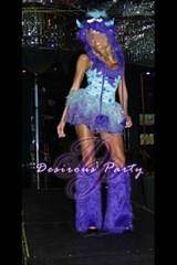 Sat, Sep 29, 2012 5th Annual Pre- Halloween Fashion Show Ritz Ultra Lounge Houston Texas Public NightClub Photo
