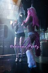 Wed, Oct 31, 2012 Halloween Erotica Ball Ritz Ultra Lounge Houston Texas Public NightClub Photo