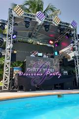 Tue, Aug 7, 2018 Dirty Vibes Music Fest- Bass, Boobs, Beats Desire Pearl Resort  Puerto Morelos Resort Photo