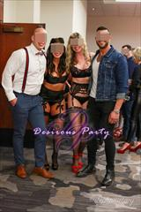 Mon, Dec 30, 2019 Eve of Eve- Pin Up Desirous Marriott South Hobby  Houston Texas Hotel Photo