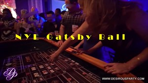 Gatsby Ball- New Years Eve Houston 2019 Promo Video